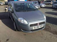 2008 Fiat Grande punto **FINANCE AVAILABLE **WARRANTY 3MONTHS
