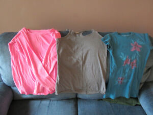 3 tops $6 for all 3