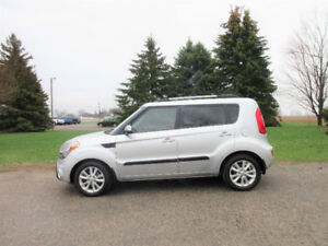 "2013 Kia Soul 2U- Hatchback. 4 NEW 16"" TIRES!! Just $53 per week"