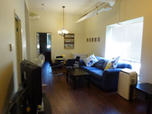 Modern Downtown 1-Bedroom Apartment - July 1st.