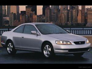 2000 Honda Accord Coupe (2 door)