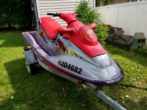 bombardier gsx 1998 1000cc parfaite condition a vendre