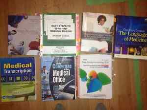 Health Care Office Assistant Certificate Program FANSHAWE Books