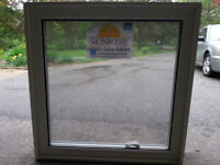 New Sunrise awning  window - LowE