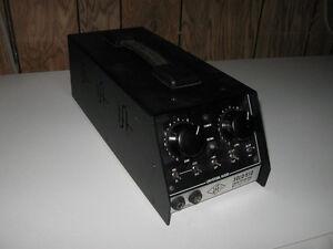 Universal Audio Solo 610 UA Mic Preamp DI Pre $800 Warm