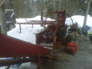 USED 2014 BLACK'S CREEK 2000-24 FIREWOOD PROCESSOR