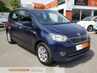 SKODA CITIGO ELEGANCE 2013 Petrol Automatic in Blue
