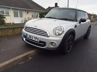 Mini Cooper D LTD EDITION 2014 23000m