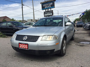 *4MOTION*1.8 T**LOW KMS*2005 Volkswagen Passat GLS Sedan