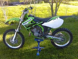 Used 2001 Kawasaki KX