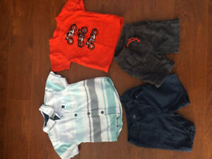 Baby boy clothes (12-18 months)