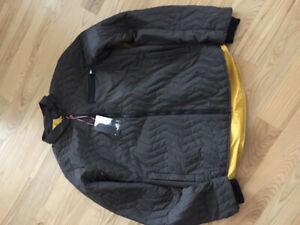 Rapha jacket, reversible, NEW