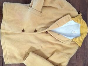 Vintage Wool Coat, Hudson Bay - New Condition (XL) London Ontario image 5