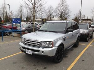 2006 Land Rover Range Rover Sport SUPERCHARGED SUV