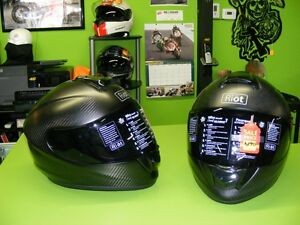 Carbon Fiber Helmet - RIOT Version 2.0 PRO at RE-GEAR Kingston Kingston Area image 1