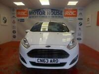 2013 Ford Fiesta ZETEC (ONLY 30.00 ROAD TAX) (ONLY 43166 MILES) FREE MOTS AS LON
