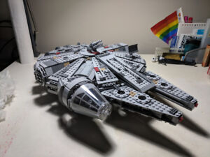 Lot's of Star Wars LEGO!