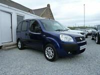2009 (59) FIAT DOBLO DYNAMIC HIGH ROOF 1.4 8v