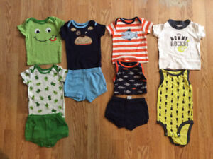 3 month summer outfits