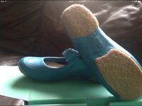 Clarks ladies shoes size 6 brand new