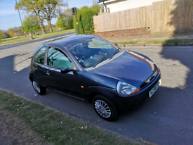 1.3 Ford Ka 2006 Lady Owner Full MOT April 2022 Low Miles 68k!!