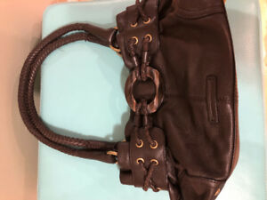 Brand New Brown Leather Purse