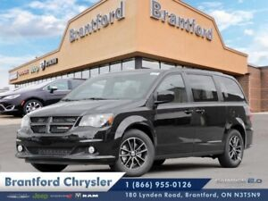2018 Dodge Grand Caravan GT  - Navigation - $268.44 B/W