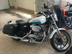 2016 HD Ultra Low Sportster -  Almost New!