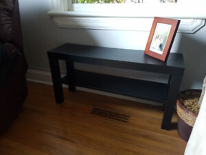 window table and couch table