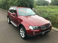 2008 58 BMW X3 2.0 XDRIVE20D SE EDITION EXCLUSIVE 5D 175 BHP DIESEL