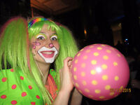 Marie-Popette clown fête et marionnettes!