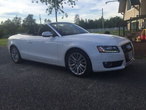 2011 Audi A5 Sline Convertible