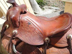 """15"""" Western Saddle London Ontario image 1"""