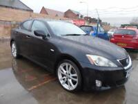 2007 Lexus IS 220d 2.2TD Multimedia Sport diesel 6 speed full spec full service
