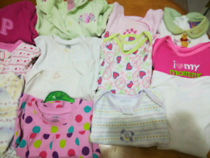 3-6 Month Fall/Winter LOT Baby girl