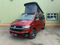 Brand New Fortana Red VW Transporter T6.1 Redline Sport Campervan,Camper Van