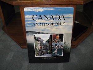BOOK . -  Canada and its people