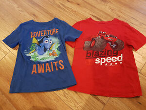 Boys 4T   T-shirts   Dory & Blaze the monster machine