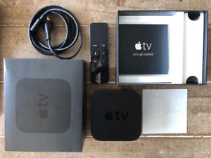 Apple TV (4th Generation) - 32GB - Excellent Condition!