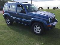 Jeep Cherokee 2.8 CRD auto Limited
