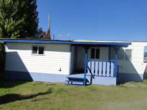 Trailer for sale in great location