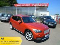 2012 BMW X1 XDRIVE 20d XLINE 1 FORMER LOCAL OWNER FULL BMW SERVICE HISTORY CRUIS