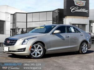 2015 Cadillac ATS Sedan 2.0L Turbo  - One owner