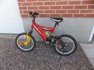 One Kids bike for sale
