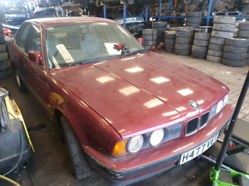 BMW E34 525i manual breaking calipso rot all parts for sale for sale  Birkenhead, Merseyside