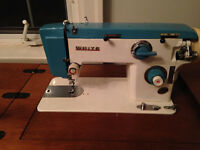 Vintage Sewing Machine - Mint Condition with Accessories $200