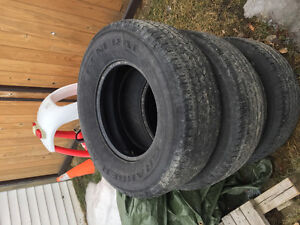 Truck tires 265/70/r16