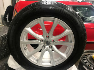 235/65r18 continental CROSS CONTACT  MAGS 18''RTX  5X114.3