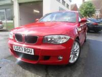 2007 BMW 1 Series 2.0 120i M Sport 5dr