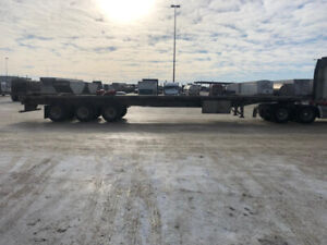 Truck Trailer Flatbed